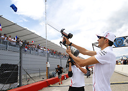 June 24, 2018 - Le Castellet, France - Motorsports: FIA Formula One World Championship 2018, Grand Prix of France, .#31 Esteban Ocon (FRA, Sahara Force India F1 Team) (Credit Image: © Hoch Zwei via ZUMA Wire)