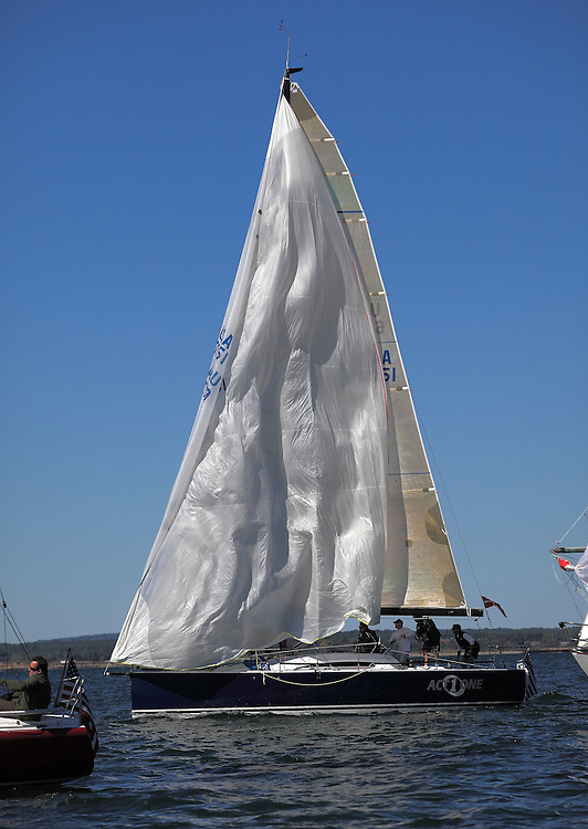Act One at the 9th Annual Sail for Hope event in Newport, RI.