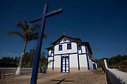 Piranga_MG, Brasil.<br /> <br /> Igreja Nossa Senhora da Boa Morte em Piranga, Minas Gerais.<br /> <br /> Nossa Senhora da Boa Morte church in Piranga, Minas Gerais.<br /> <br /> Foto: LEO DRUMOND / NITRO