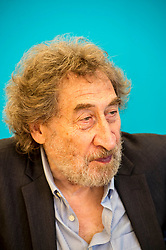 Pictured: Howard Jacobson is a British novelist and journalist. He is known for writing comic novels that often revolve around the dilemmas of British Jewish characters. He is a Man Booker Prize winner<br /> Book fanatics headed to Charlotte Square in Edinburgh which is the hub of the international Book Festival to meet the authors and also to meet up with fellow fans of the printed word.<br /> <br /> <br /> Ger Harley | EEm 17 August 2017