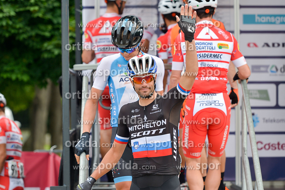 during 3rd Stage of 25th Tour de Slovenie 2018 cycling race between Slovenske Konjice and Celje (175,7 km), on June 15,2018 in Slovenia. Photo by Mario Horvat / Sportida