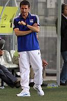 FOOTBALL - FRIENDLY GAMES 2012/2013 - OLYMPIQUE LYONNAIS v ATHLETIC BILBAO - 13/07/2011 - PHOTO EDDY LEMAISTRE / DPPI - REMY GARDE (COACH)
