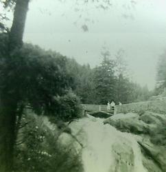 Helen Hunt Falls, August 1968