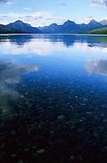 Lake McDonald,Glacier National Park USA