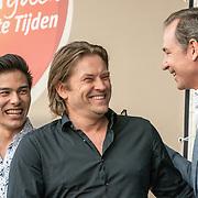 NLD/Hilversum/20180830 - Premiere GTST seizoen 29, Ferri Somogyi en Erik de Vogel