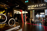 The Museum of London is one of the world's largest urban history museums and cares for over two million objects in its collection. The Museum holds the largest archaeological archive in Europe of this wealth of information. Each of the galleries is dedicated to a different era in London's history.