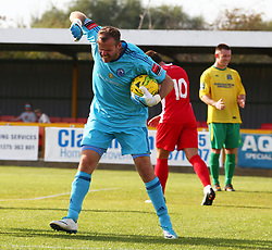 August 28, 2017 - London, United Kingdom - Alan Julian of Billericay Town.during Bostik League Premier Division match between Thurrock vs Billericay Town at  Ship Lane Ground, Aveley on 28 August 2017  (Credit Image: © Kieran Galvin/NurPhoto via ZUMA Press)