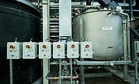 09.02.2016 Bialystok Otwarcie Zakladu Utylizacji Odpadow Komunalnych wybudowanego kosztem 330 mln zlotych fot Michal Kosc / AGENCJA WSCHOD