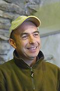 Sylvain Fadat Domaine d'Aupilhac. Montpeyroux. Languedoc. Owner winemaker. France. Europe.