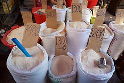 Rice For Sale, Gyee Zai Market
