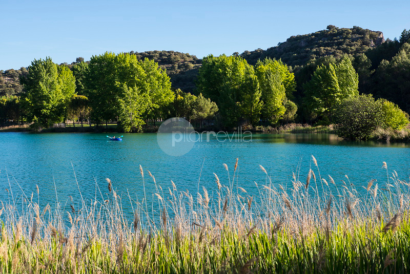 Parque Natural Lagunas de Ruidera. Albacete y Ciudad Real. España. ©ANTONIO REAL HURTADO / PILAR REVILLA