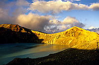 Mt. Shirane volcanic crater, near Kusatsu Onsen, Japan