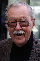 """ALAN WHICKER CBE, <br /> """" He was one of the first in the Allied forces to enter Milan and that he took into custody an SS general and troopers who were looking after the SS vault of money"""""""