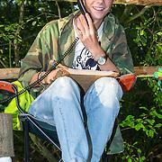 NLD/Haarzuilens/20150927 - Opname 'Open het Bos', dj Eric Arbores