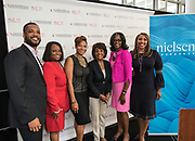 "WASHINGTON, DC -- 9/21/17 -- Congresswoman Maxine Waters hosts the unveiling of Nielsen's seventh annual Diverse Intelligence Series report on African-Americans at the Congressional Black Caucus Foundation annual conference. The 2017 report, ""African-American Women: Our Science, Her Magic"", details data and consumer insights on African-American women's consumer preferences and brand affinities that are driving total Black spending power toward a record $1.5 trillion by 2021..…by André Chung #_AC28632"