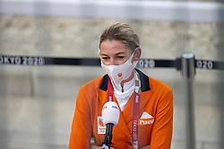 Van Baalen Marlies, NED<br /> Olympic Games Tokyo 2021<br /> © Hippo Foto - Stefan Lafrentz<br /> 27/07/2021no