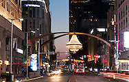 Cleveland Playhouse Square theater district