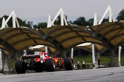 September 30, 2017 - Sepang, Malaysia - Motorsports: FIA Formula One World Championship 2017, Grand Prix of Malaysia, ..#7 Kimi Raikkonen (FIN, Scuderia Ferrari) (Credit Image: © Hoch Zwei via ZUMA Wire)
