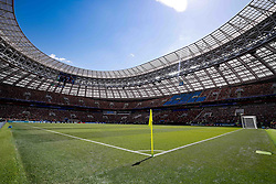 June 20, 2018 - Moscou, Rússia - MOSCOU, MO - 20.06.2018: PORTUGAL X MOROCCO - Internal overview of the lawn before match between Portugal x Saudi Arabia valid for the second round of group B of the 2018 World Cup held at the Luzhniki Stadium in Moscow, Russia. (Credit Image: © Marcelo Machado De Melo/Fotoarena via ZUMA Press)
