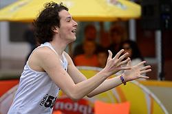 20150621 NED: Wildcard WK Beachvolleybal, Amstelveen<br /> In Amstelveen werd er voor de laatste ticket voor het WK gestreden / Daniel Lippens, radio 538