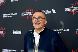 Danny Boyle at the premiere of his film Yesterday at the Vue cinema, Omni Centre, part of the Edinburgh International Film Festival. pic copyright Terry Murden @edinburghelitemedia