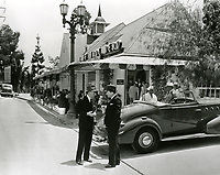 1936 Patrons at Trocadero Nightclub in West Hollywood