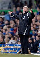 Photo: Glyn Thomas.<br />Birmingham City v Wigan Athletic. The Barclays Premiership. 02/01/2006.<br />Birmingham's manager Steve Bruce.