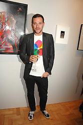 Singer WILL YOUNG at the TOD's Art Plus Film Party 2008 hosted by The Whitechapel Art Gallery at a former church at 1 Marylebone Road, London NW1 on 6th March 2008.<br />