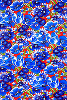 tapestry colorfull inSao Luis Of Maranhao in brazil