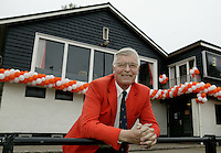 BLOEMENDAAL - ex-international Carel Dekker. FOTO KOEN SUYK
