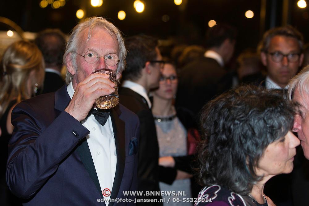 NLD/Amsterdam/20140508 - Wereldpremiere voorstelling Anne, Freek de Jonge