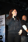 Angie Martinez at the Jadakiss performance of his new album ' The Last Kiss '  held at Highline Ballroom on April 8, 2009 in New York City..