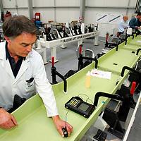industry, GKN Westland, Aerospace, People, Isle of Wight, England, UK