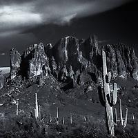 Arizona, Superstition Mts.