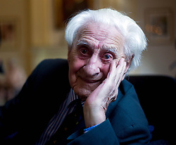 File photo dated 10/07/15 of veteran Flying Officer Ken Wilkinson, one of the last surviving Spitfire pilots from the Battle of Britain, who has died.