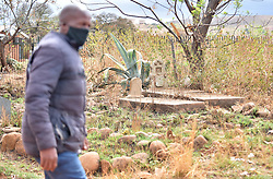 South Africa - Pretoria - 01 September 2020 - Asmall group of Mamelodi East residents took it upon themselves to stop crime by building a park at an illegal dumpsite where nyaope addicts have been robbing people for years.<br /> <br /> Picture: Thobile Mathonsi/African News Agency (ANA)