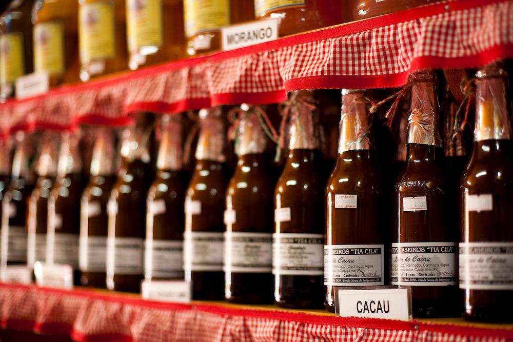 Domingos Martins_ES, 03 de Marco de 2009...Produtos tipicos da regiao...Documentacao fotografica da rota historica denominada Rota Imperial da Estrada Real...Foto: LEO DRUMOND / NITRO