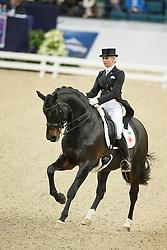 Von Bredow-Werndl Jessica, (GER), Unee BB<br /> Grand Prix<br /> Reem Acra FEI World Cup Dressage - Goteborg 2016<br /> © Hippo Foto - Dirk Caremans<br /> 25/03/16