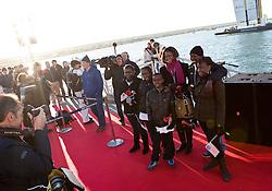 Valencia, Spain, February 10th 2010. 33rd Americas Cup. © Sander van der Borch