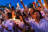 Thais Rally for Peace
