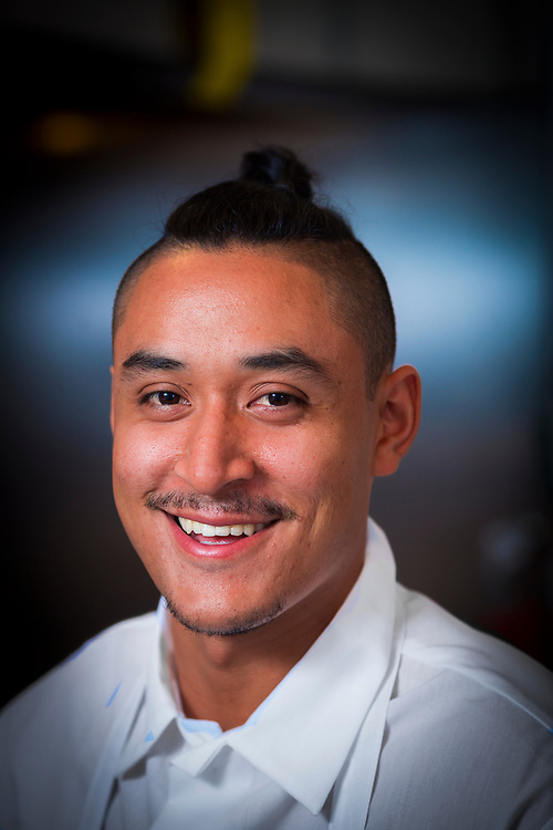 Chef Alex Chang at the Vagabond Restaurant in Miami's trending MiMo neighborhood on Biscayne Boulevard