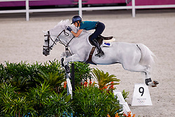 Laurie Katie, AUS, Casebrooke Lomond, 305<br /> Olympic Games Tokyo 2021<br /> © Hippo Foto - Dirk Caremans<br /> 01/08/2021