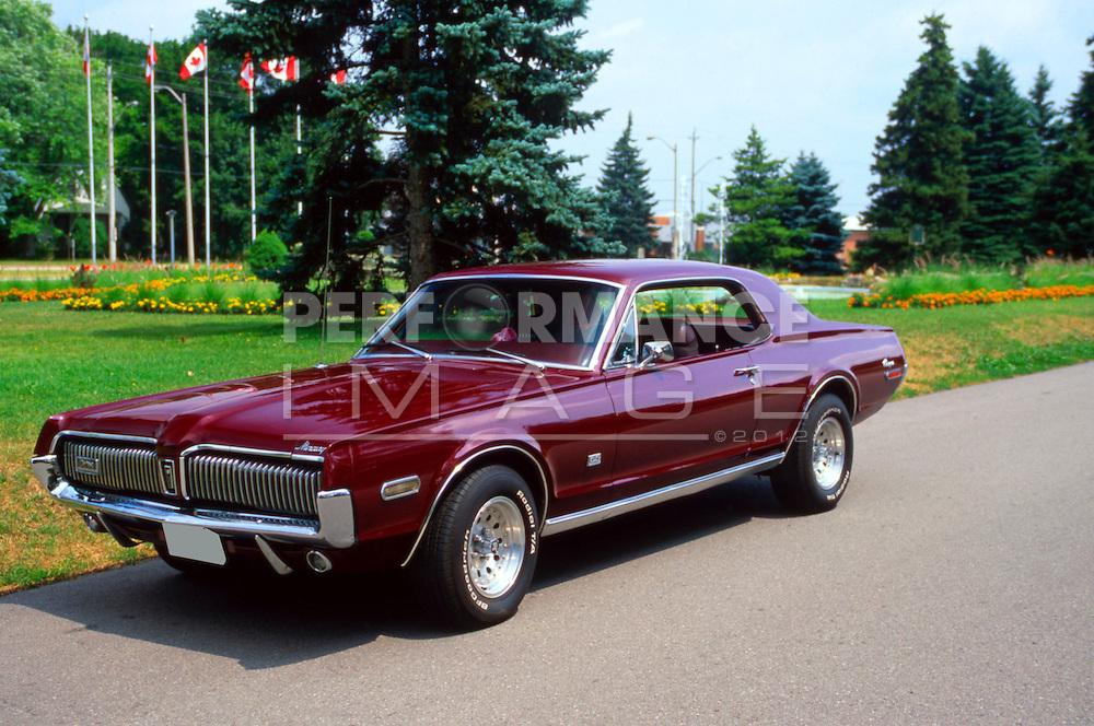 1968 Ford Mercury Cougar GT