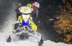 07.12.2014, Saalbach Hinterglemm, AUT, Snow Mobile, im Bild Kröswang-Royal-Team // during the Snow Mobile Event at Saalbach Hinterglemm, Austria on 2014/12/07. EXPA Pictures © 2014, PhotoCredit: EXPA/ JFK