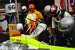 April 13, 2018 - Le Castellet, France - 19 M RACING YMR (FRA) NORMA M 30 NISSAN LMP3 NICOLAS FERRER (FRA) DAVID DROUX (CHE) LUCAS LEGERET  (Credit Image: © Panoramic via ZUMA Press)