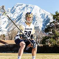 Cole Wall 2019 Skyline Lacrosse Season