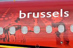 Belgian Team Departure - 13 June 2018