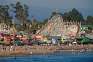 Santa Cruz Beach and Boardwalk, Santa Cruz, CALIFORNIA
