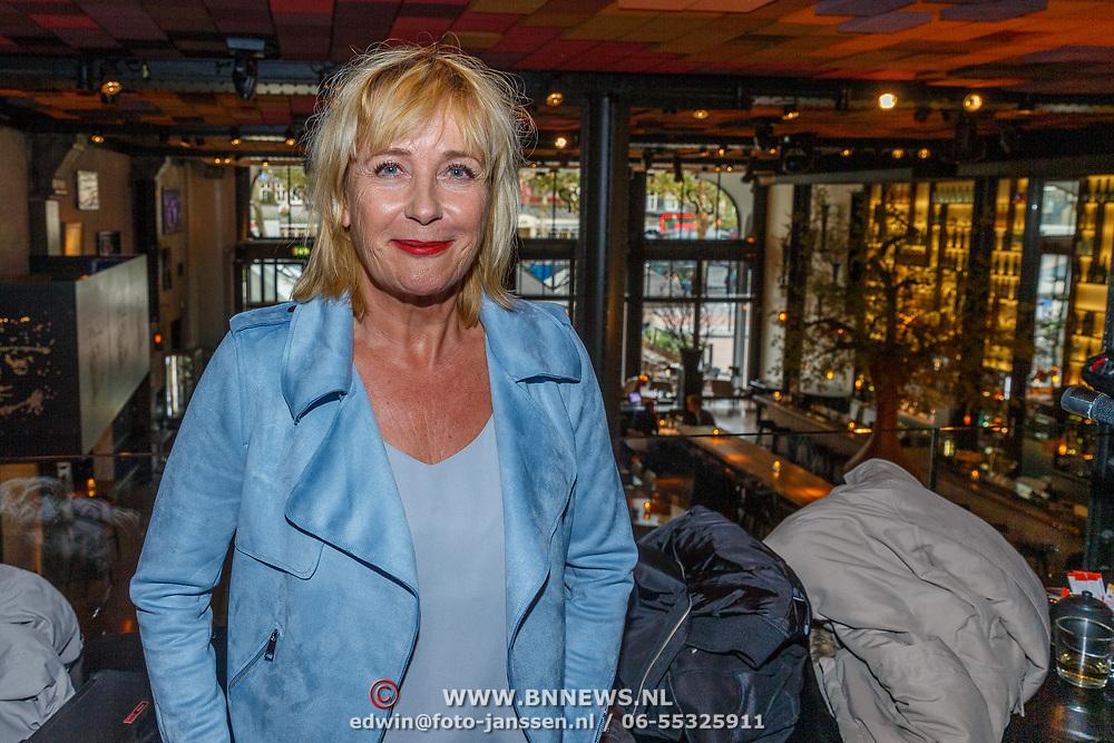 NLD/Amsterdam/20181101 Boekpresentatie Seks, Macht & Misbruik door Frank Waals, Inge Ipenburg