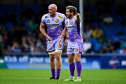 Gareth Steenson of Exeter Chiefs - Mandatory by-line: Ryan Hiscott/JMP - 21/09/2019 - RUGBY - Sandy Park - Exeter, England - Exeter Chiefs v Bath Rugby - Premiership Rugby Cup